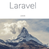 laravel with voyager